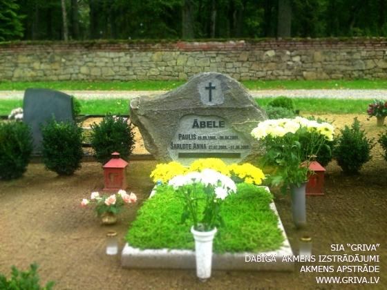 Laukakmens kapu piemineklis