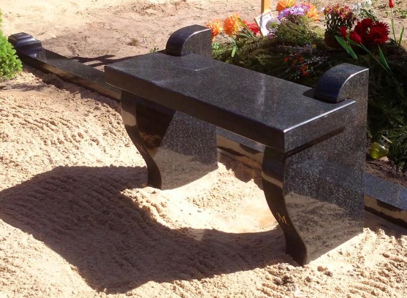 Granīta soliņš no Karēlijas granīta