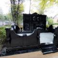 Ekskluzīvs memoriāls 1 Meža kapos, Rīgā, Latvijā