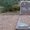 Kalts granīta piemineklis